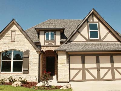 Jenks Single Family Home For Sale: 125 W 130th Place