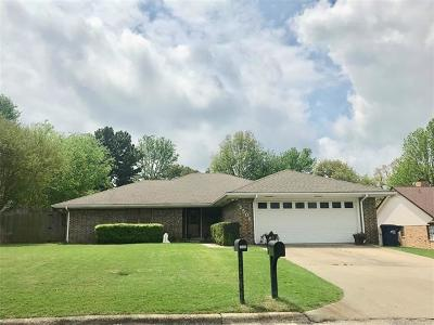Ada Single Family Home For Sale: 2501 Timber Terrace