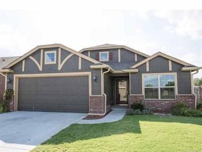 Bixby Single Family Home For Sale: 16014 S 88th East Place