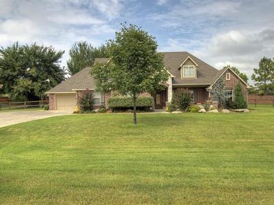 Owasso Single Family Home For Sale: 7123 E 85th Street North