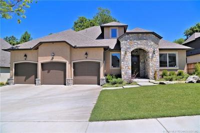 Broken Arrow Single Family Home For Sale: 5100 W Birmingham Street