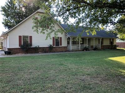 Claremore Single Family Home For Sale: 20844 Liberty Lane