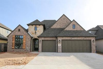 Jenks Single Family Home For Sale: 11501 S Ash Street