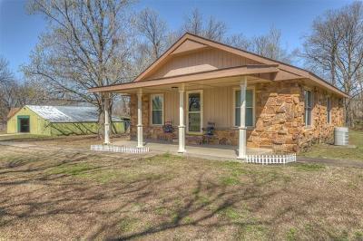Claremore Single Family Home For Sale: 15251 E 400 Road