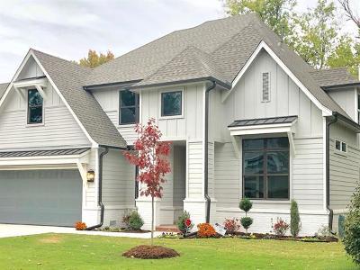 Tulsa Single Family Home For Sale: 3710 S Rockford Avenue