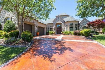 Broken Arrow, Jenks, Tulsa Single Family Home For Sale: 4104 S Quinoa Avenue