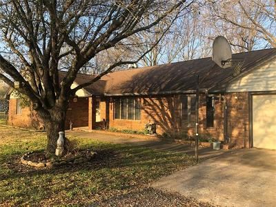 Muskogee Single Family Home For Sale: 2905 N 24th Street W