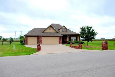 Collinsville Single Family Home For Sale: 5942 E 136th Place N