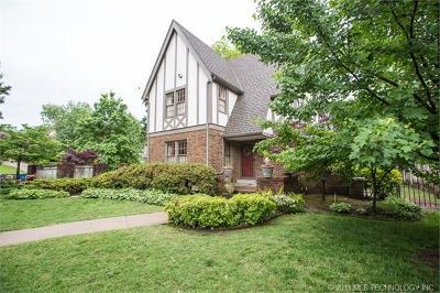 Broken Arrow, Jenks, Tulsa Single Family Home For Sale: 2544 S Norfolk Avenue