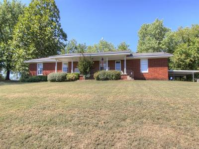 Claremore Single Family Home For Sale: 21052 S 4190 Road