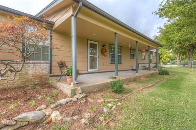 Claremore Single Family Home For Sale: 18357 S Dogwood Road