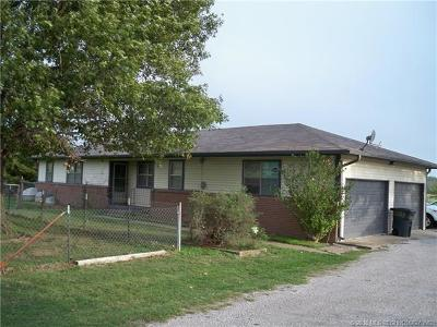 Claremore Single Family Home For Sale: 18112 E 480 Road