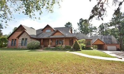 Tahlequah OK Single Family Home For Sale: $354,900