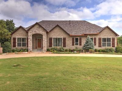 Sapulpa Single Family Home For Sale: 4121 Dogwood Lane