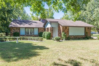 Collinsville Single Family Home For Sale: 15038 E Winding Creek Drive
