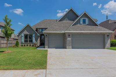 Jenks Single Family Home For Sale: 1905 W 117th Court