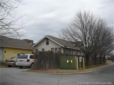 Sapulpa Single Family Home For Sale: 724 S Main Street