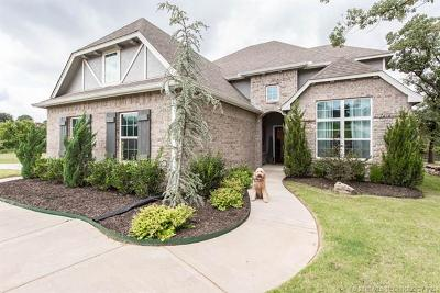 Sapulpa Single Family Home For Sale: 4650 Starling Court