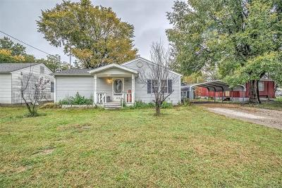 Nowata Single Family Home For Sale: 616 W Seneca Avenue