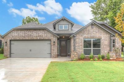 Glenpool Single Family Home For Sale: 13515 S Oak Court