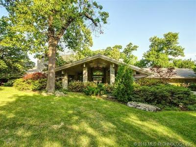 Broken Arrow, Jenks, Tulsa Single Family Home For Sale: 3006 S Yorktown Avenue