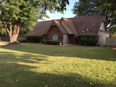 Tulsa Single Family Home For Sale: 7026 E 70th Street