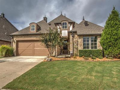Tulsa Single Family Home For Sale: 14518 S Vandalia Avenue