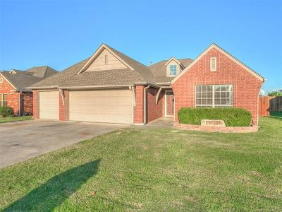 Owasso Single Family Home For Sale: 11211 N 133rd East Avenue