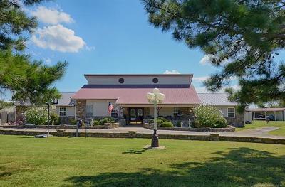 Sallisaw Single Family Home For Sale: 461510 E 1130 Road