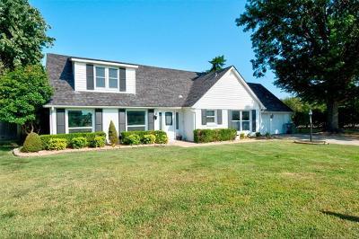 Muskogee Single Family Home For Sale: 3516 Kimberlea Drive