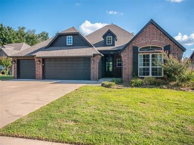 Broken Arrow OK Single Family Home For Sale: $319,900