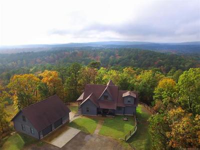 Broken Bow Single Family Home For Sale: 565 Bowfin Road