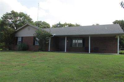 Ada Single Family Home For Sale: 17250 County Road 3518