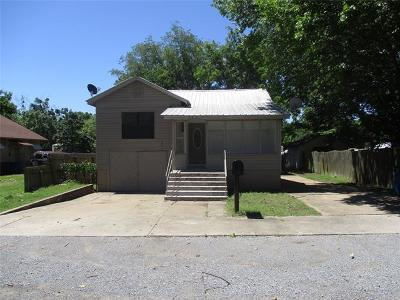 Wilburton Single Family Home For Sale: 306 E Main Street