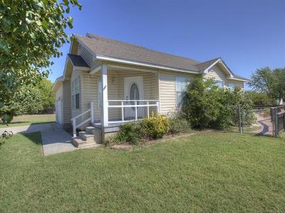 Collinsville Single Family Home For Sale: 11801 N 193rd East Avenue