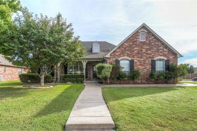 Broken Arrow Single Family Home For Sale: 7917 S Elder Avenue