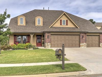 Jenks Single Family Home For Sale: 10912 S Sycamore Place