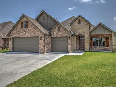 Owasso Single Family Home For Sale: 8111 N 74th East Avenue