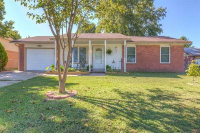 Glenpool Single Family Home For Sale: 1396 E 143rd Street