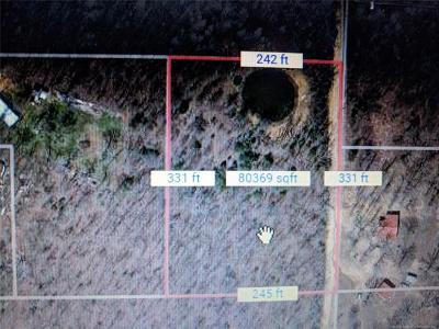 Sallisaw Residential Lots & Land For Sale: S 4608 Road