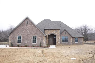 Owasso Single Family Home For Sale: 8215 N 154th East Avenue