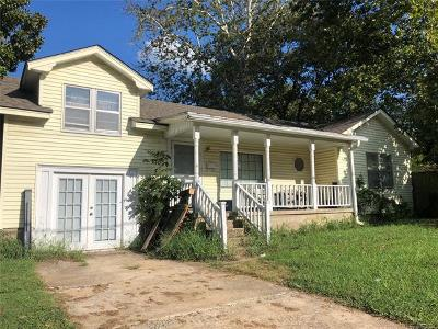 Ada Single Family Home For Sale: 510 N Highland Street