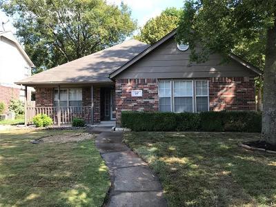 Broken Arrow OK Single Family Home For Sale: $177,000