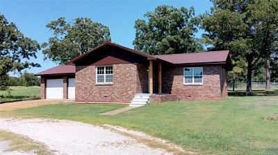 Ada Single Family Home For Sale: 12126 Ns County Road 3590