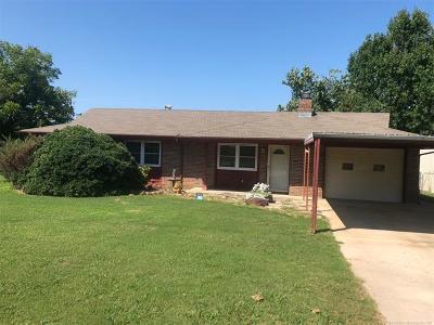 Ada Single Family Home For Sale: 521 N New Bethel Boulevard
