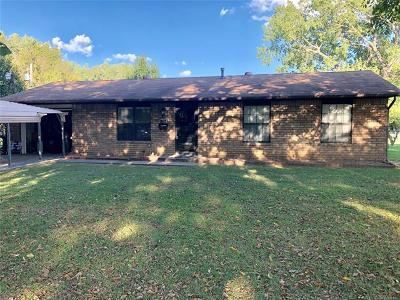 Collinsville Single Family Home For Sale: 307 N 9th Street