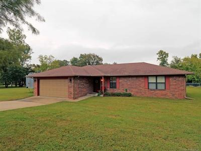 Sapulpa Single Family Home For Sale: 9460 Glidden Avenue