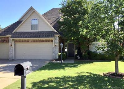 Tulsa Single Family Home For Sale: 8431 S 69th East Avenue