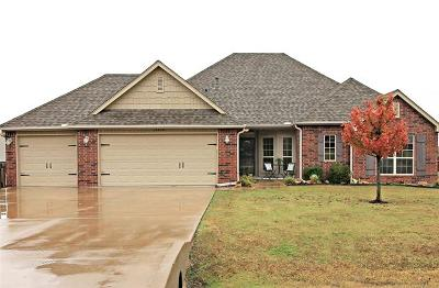 Collinsville Single Family Home For Sale: 14430 N 72nd East Avenue