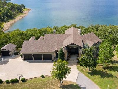 Skiatook Single Family Home For Sale: 12532 Shoreline Drive